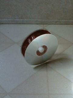 CDのおもちゃ