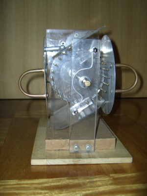ディロッド発電機Ⅱ号