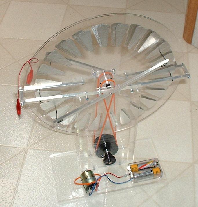 静電発電機 - Electrostatic generator